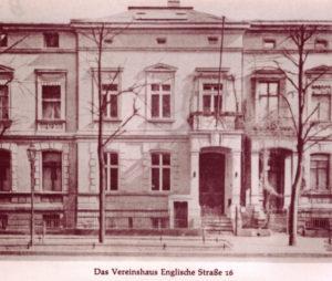 erstes BuH Haus in Berlin